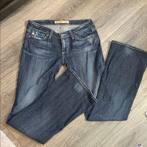 Big star jeans sweet.Size 27 L. Rise 6 1/2